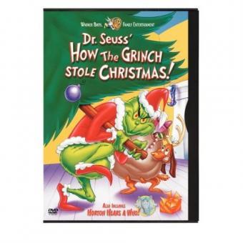 Original Grinch DVD