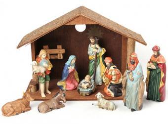 10 Beautiful Religious Christmas Decoration Ideas