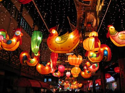 chinese christmas traditions - Chinese Christmas Decorations