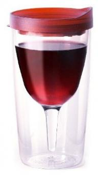 Sippy Wine Glass