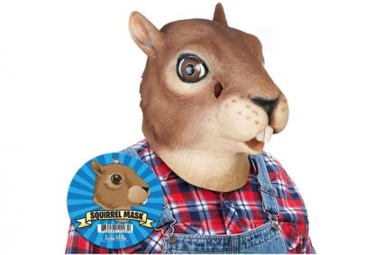 Squirrel Mask from NeatoShop.com