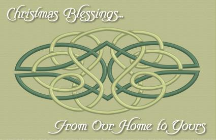 Irish Blessings printable card