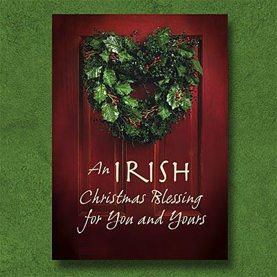 irish christmas cards - Photo Xmas Cards
