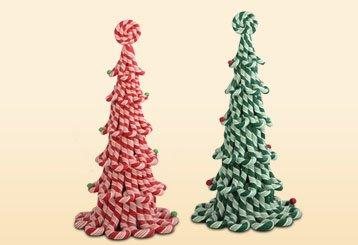Byers Choice Candy Cane Tree