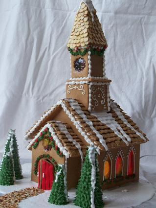Decorating Ideas For Gingerbread Houses Lovetoknow