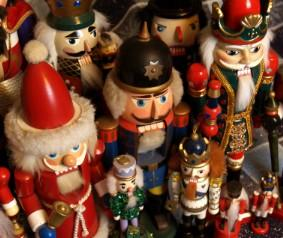 german christmas decorations - German Handmade Wooden Christmas Decorations
