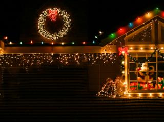 icicle lights & Types of Christmas Lights