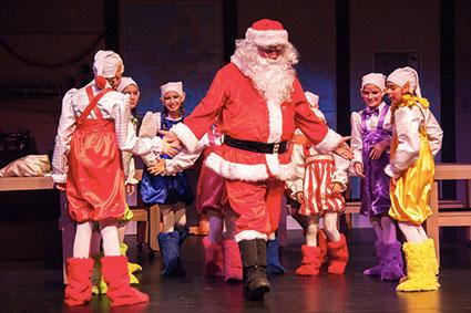 """Dear Santa"", A Play by Norm Foster"