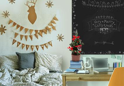 christmas message board - Christmas Dorm Decorations