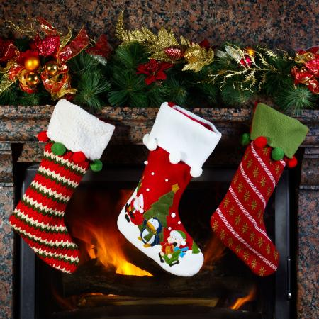 Pictures Of Unique Christmas Stockings Lovetoknow