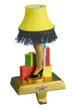 A Christmas Story Leg Lamp Stocking Holder