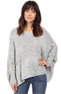 BB Dakota Harrow Cropped Cable Sweater
