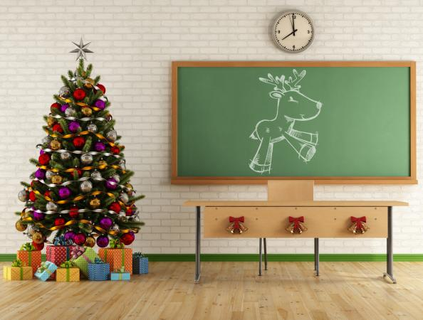 Classroom Christmas Decoration Ideas | LoveToKnow