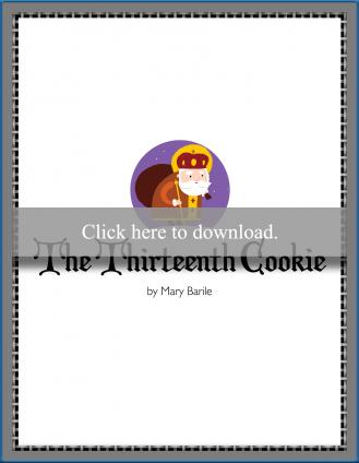 The Thirteenth Cookie Christmas play