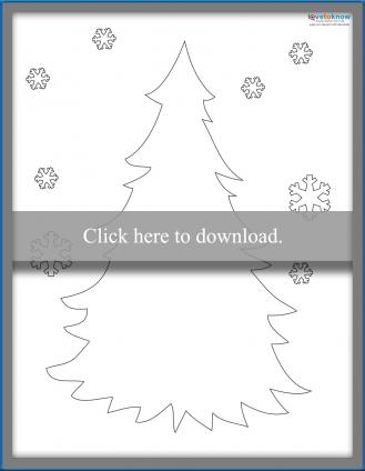Create a Tree advent calendar