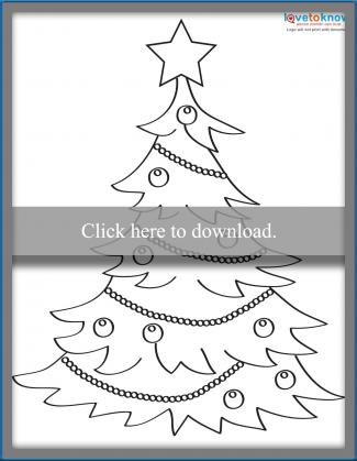 photo relating to Printable Christmas Tree Template referred to as Xmas Tree Templates toward Print LoveToKnow