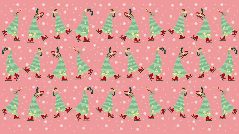 230698 800x450 dancing christmas trees wide