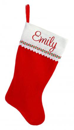 Buy Personalized Christmas Stockings