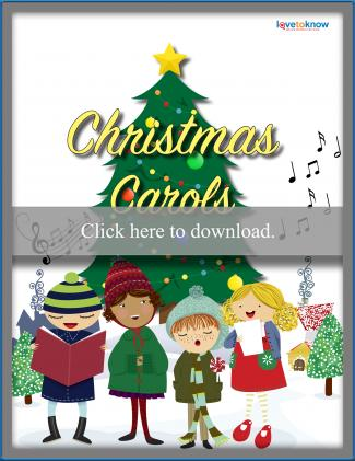 12 Printable Christmas Carols To Sing For The Holidays Lovetoknow
