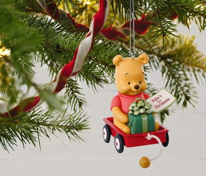 Winnie The Pooh Baby's First Christmas