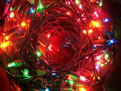 christmas mini lights