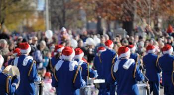 Use your Christmas trivia knowledge to come up with parade themes.