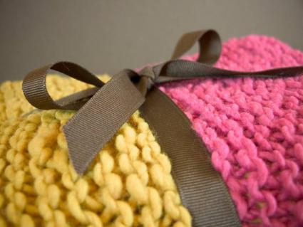 knitted gift