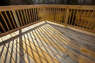 Wood Deck Cleaning Methods Lovetoknow
