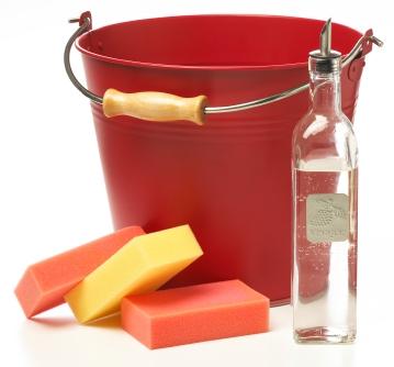 Vinegar to Clean Hardwood Floors