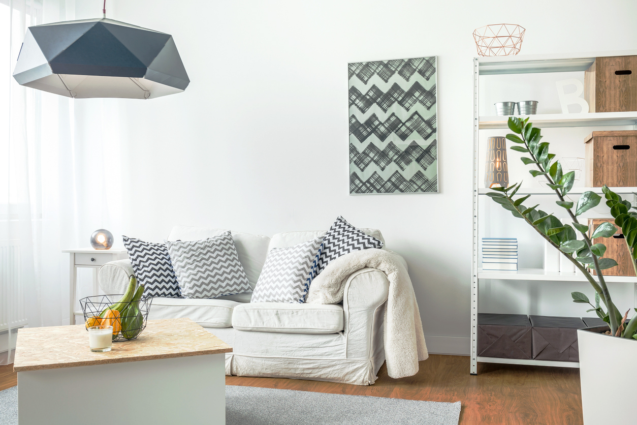 Organizing Small Apartment Spaces
