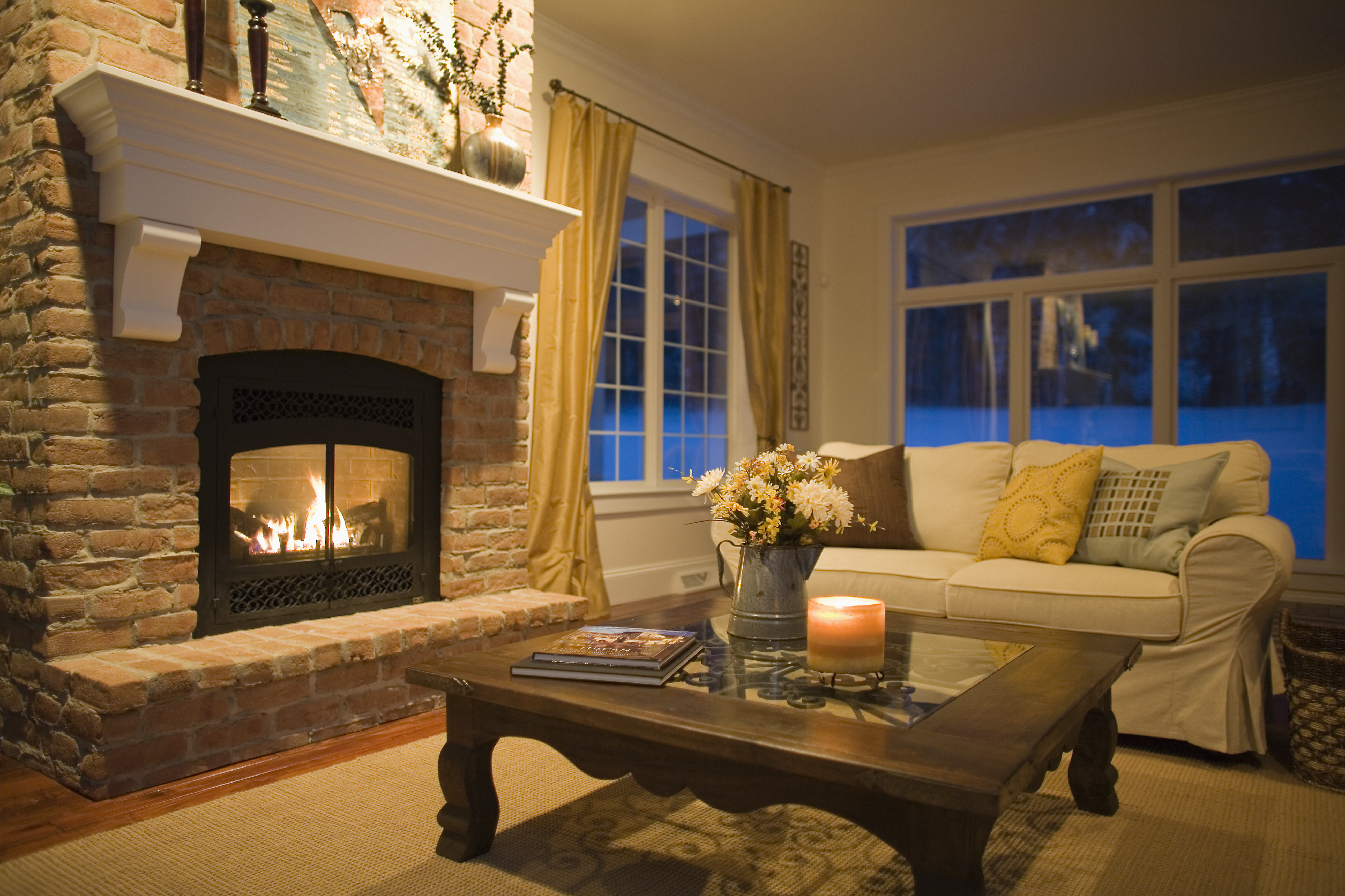 How To Clean Fireplace Bricks Quickly And Effectively Lovetoknow