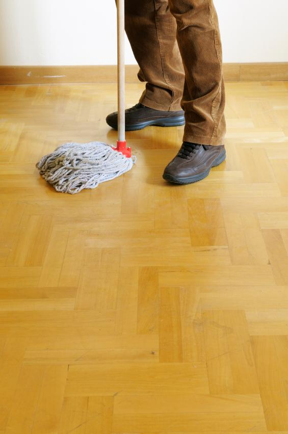 cleaning options for laminate floors