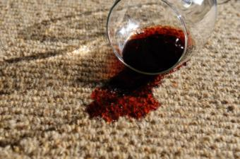 How to Remove Old Stains From Carpeting