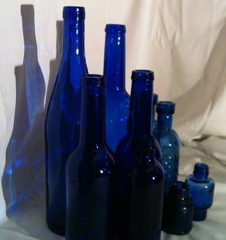 Cleaning Old Bottles