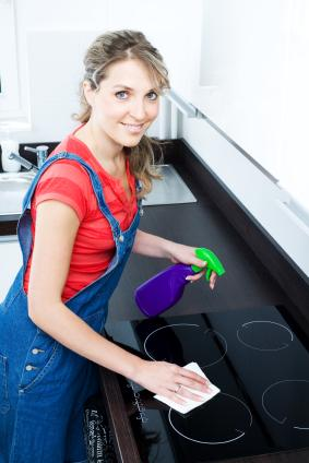 Clean your stove daily