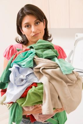 laundry chores