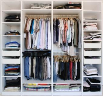 5 Closet Shelving Systems to Keep Your Organized Every Day