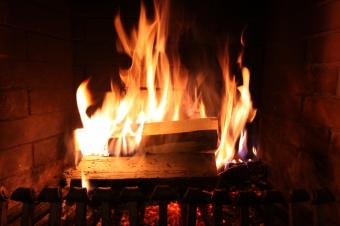 Fireplace Clean Up