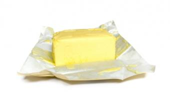 Remove Stains wth Butter
