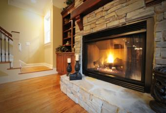 Cleaning a Fireplace Insert