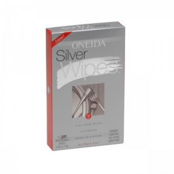 Silver polishing wipes