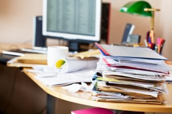 Organize Your Work Space