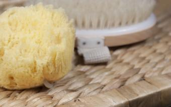 Wicker cleaning supplies