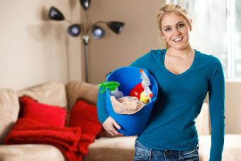 Weekly Checklist for House Cleaning