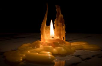 How to Remove Candle Wax From Hardwood Floors