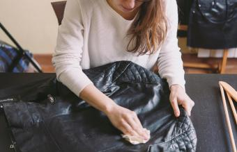 How to Clean a Leather Jacket at Home Properly