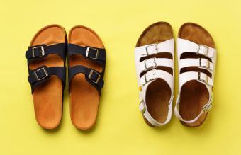 Summer sandals birkenstock