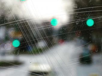 How To Remove Scratches From Glass With Common Products