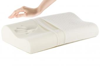 Pillow with a Memory Effect