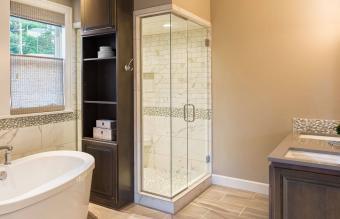 How to Clean Shower Door Tracks: 6 Easy Hacks